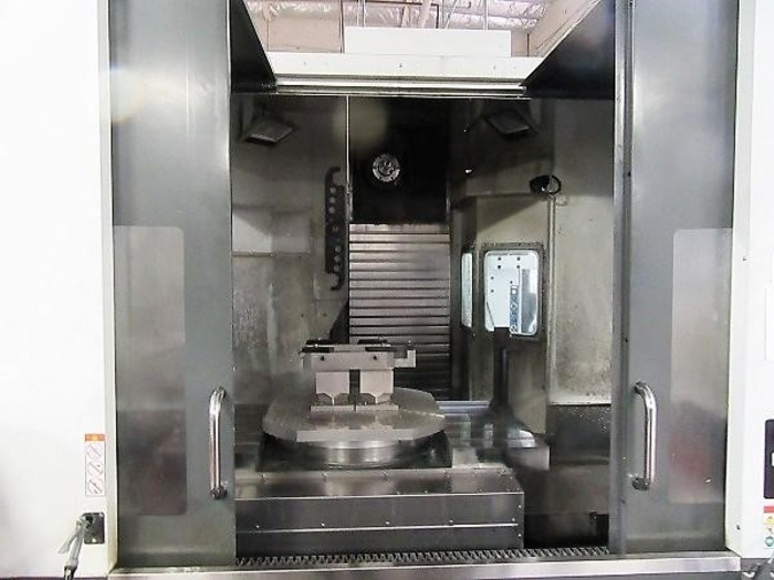 "2017 HAAS EC 1600ZT HMC  #50 TAPER WITH 30"" DIA. BUILT IN ROTARY PLATTER"