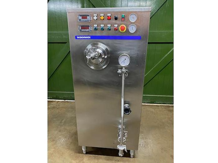 Used TECNOFREEZE CF200 CONTINUOUS FREEZER