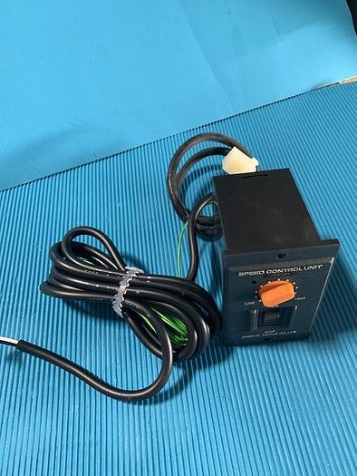 Used oriental motor speed control unit US540-02T