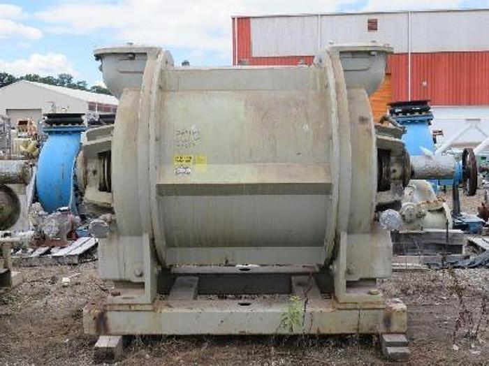 Used NASH 904 SI  S/S VACUUM PUMP 12000 CFM