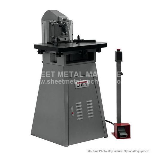 JET PMN-11 Pneumatic Sheet Metal Notcher 754405