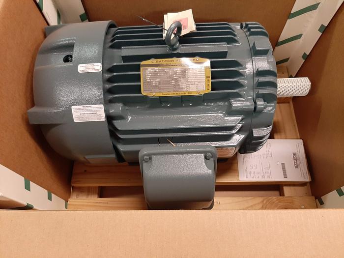 BALDOR  ECP84104T-5 30 HP motor