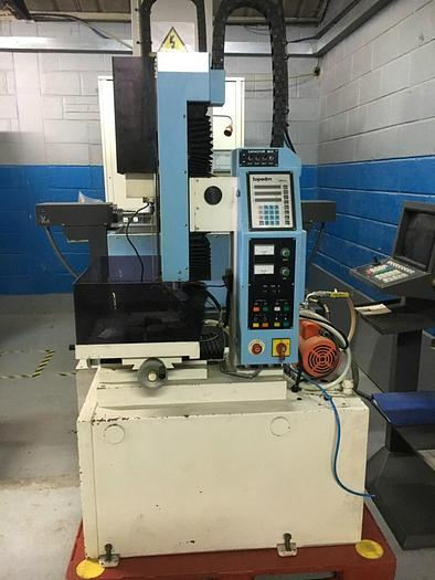 2001 TOP EDM TSH-3A Hole Drilling Machine
