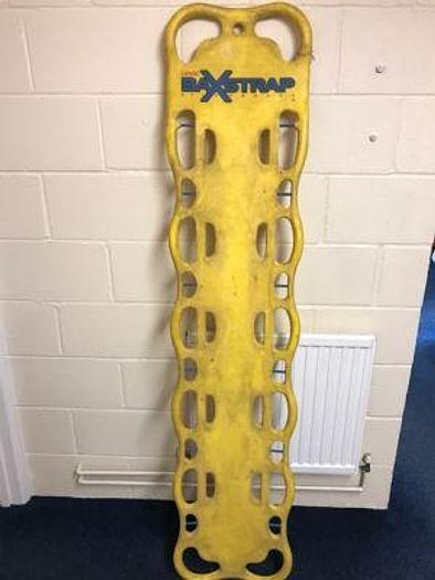 Board Spinal Laerdal Baxstrap