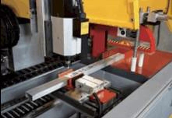 PMI-CNC 18 MDS Auto Sawing & Machining CenterNew