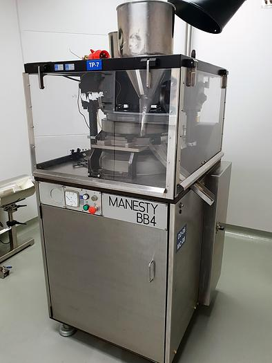 Manesty BB4 Tablet Press