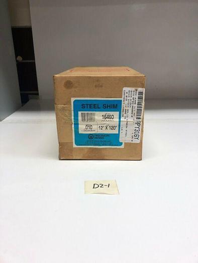 PRECISION BRAND 16460 Shim Stock,Roll,Col