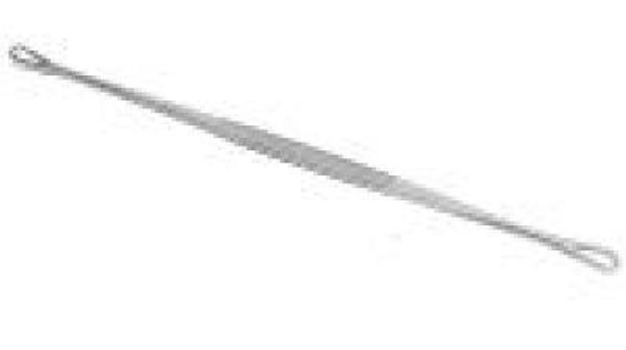 Curette Uterine Sims Double Ended Sharp Blunt Large 270mm