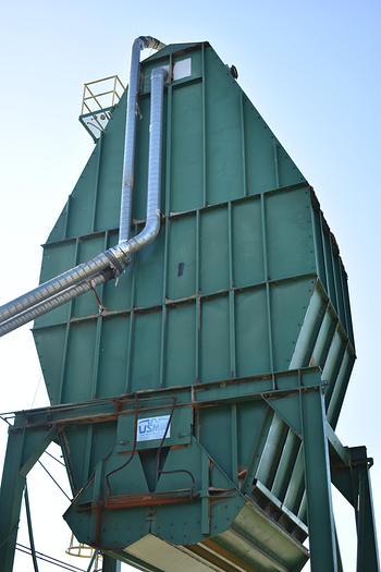 Used 20 unit chip bin, U.S Metal Works truck bin