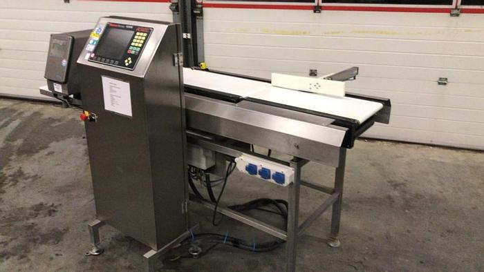 Used Thermo Ramsey metal and checkweigher