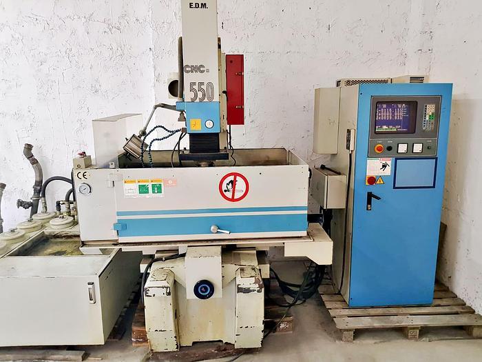 Used Aristech CNC 550 - 1998