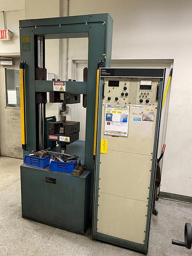 Used RIEHLE 60HD TENSILE TESTING MACHINE