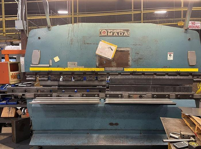 Used 110 Ton Amada RG-100 CNC Press Brake