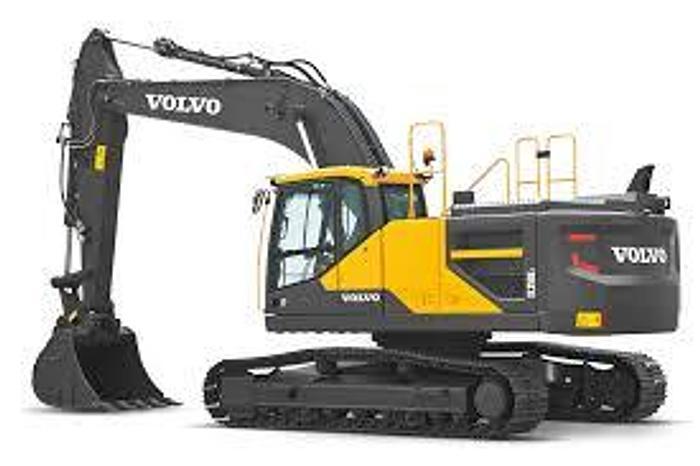 Usata Volvo EC220E NH