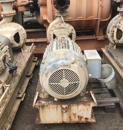 Ingersoll Rand 100 HP Type TCE Emerson Electric motor