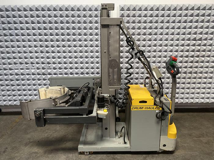 Used 2010 Easy Lift DH80084FCRSP Electric Drum Handling & Lifting Forklift 800LBS Capacity