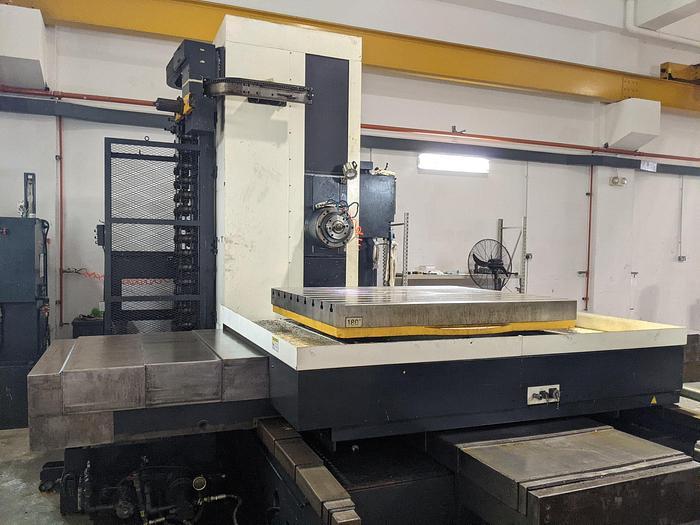 Refurbished RETROFIT NOMURA HBA-110T-R3 Horizontal Boring & Milling
