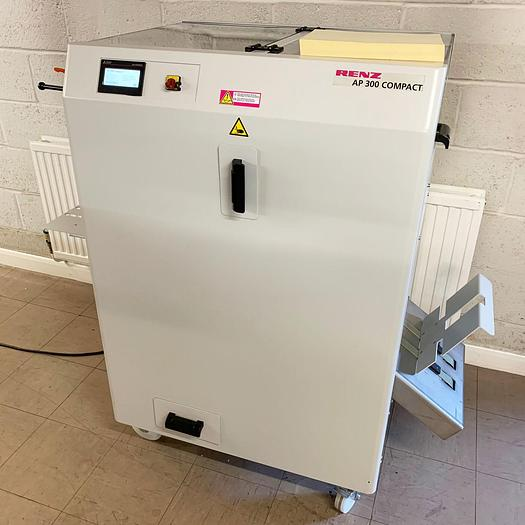 Used Renz AP300 Compact Automatic Punch