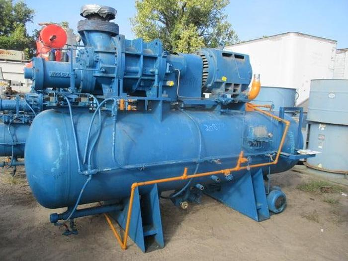 Used Frick/Reco Compressor; Md#GDSH283L; 500HP