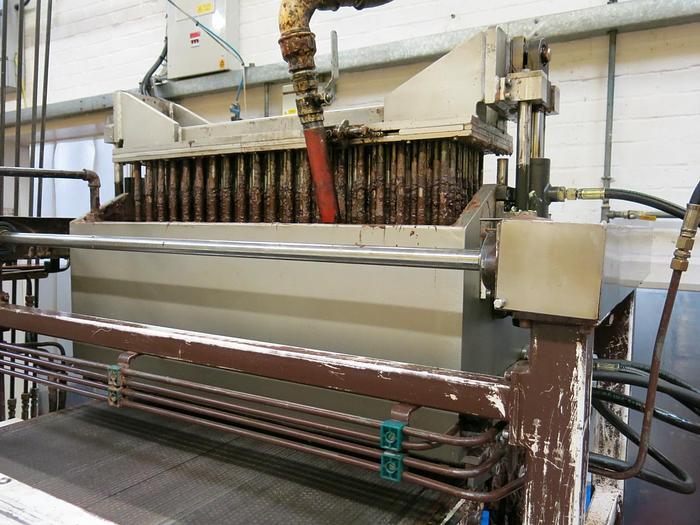 Chocolate Chip / Drop/ Button Production Line
