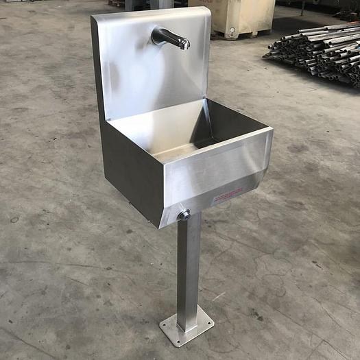 Used Hand Wash Basin Stainless Steel