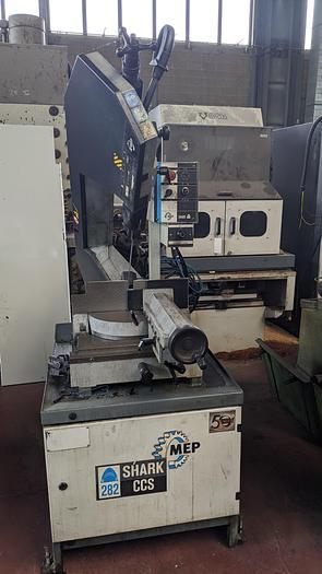 Usata Segatrice a Nastro Semiautomatica MEP SHARK 282 CCS