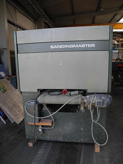 Used SANDINGMASTER CSB2 - 600