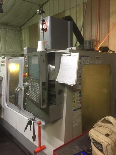2008 Haas VF-2 Vertical Machining Center (2-Speed Gear Range)