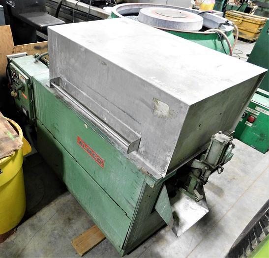 Used Almco Tub Type Vibratory Finisher V-5