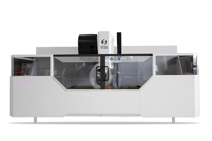 2020 STYLE  BT1500 Bettfräsmaschine