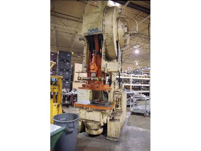 110 ton USI Clearing Gap Frame Press