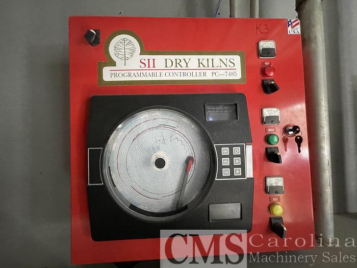 Used Sii Dry Kiln Controls