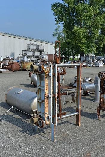 Usata Scambiatore di calore W.SCHMIDT KG da 10 metri quadrati