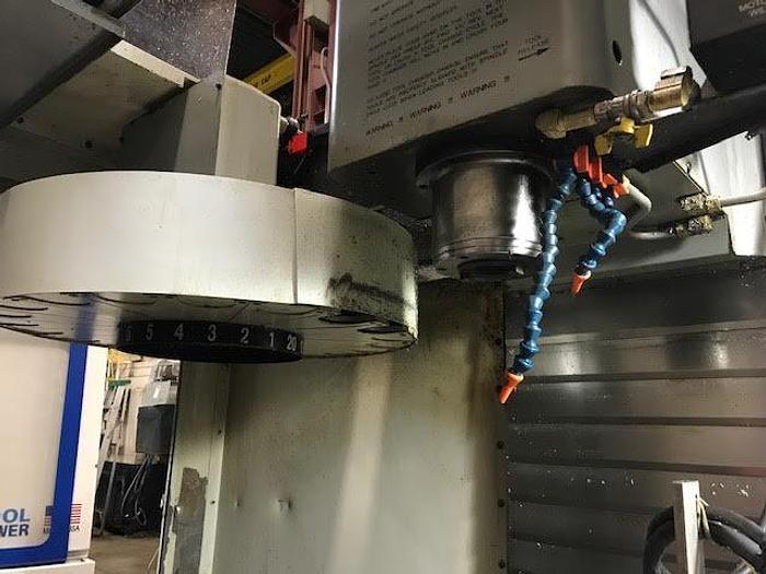 HAAS VF-2D Vertical 3-Axis CNC Machining Center 2002