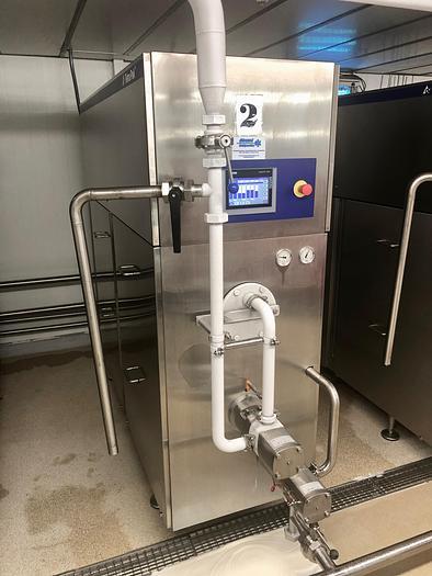 Used 2014 Tetra Pak S1500 Continuous Freezer