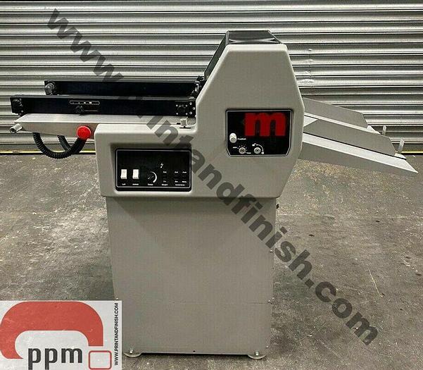 Used Morgana FSN Mk2 Digital Numbering & Perforating Machine