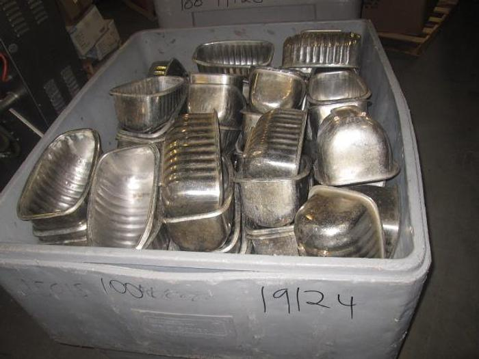 Used Ham Mold Shells
