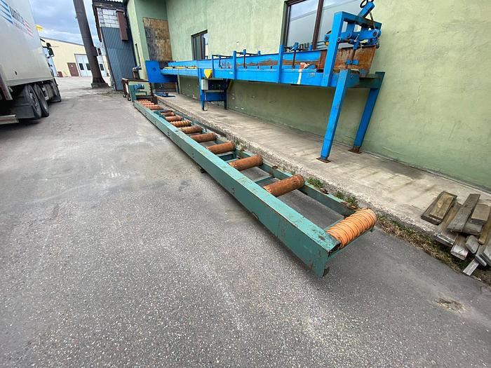 Used Sweden Roller conveyor