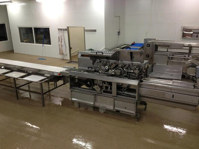 Used 1998 Baader 208 Filleting Machine