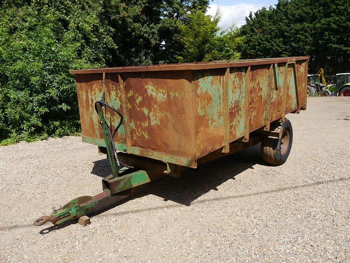 Used Brian Legg 4 Ton Trailer