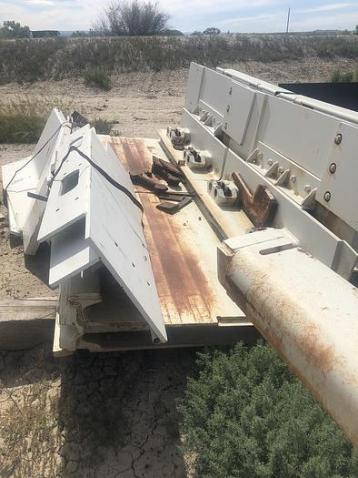 Used 2012 Caterpillar Panline Coal Longwall Panline and stage loader and Longwall