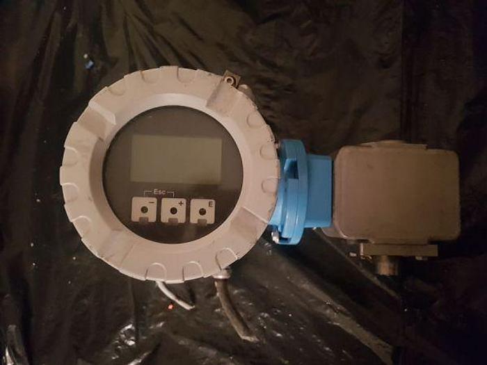 Used Endress & Hauser Pro Mag 53 Transmitter