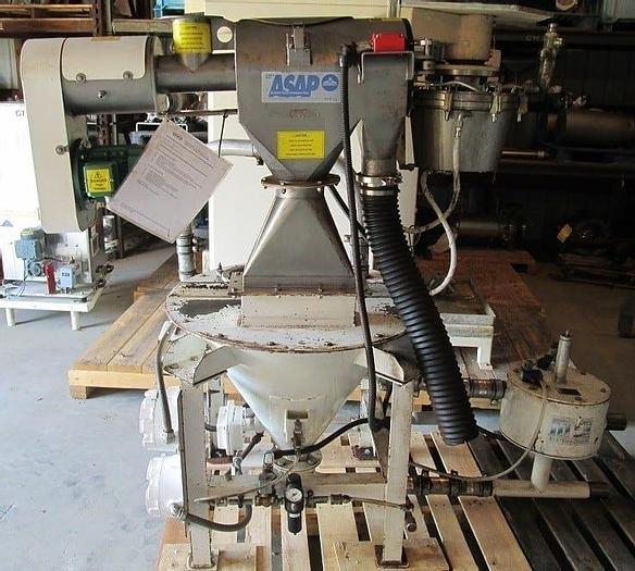 Used SWECO CENTRIFUGAL SIFTER – K300C – S/S (#8759)