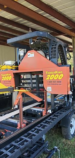 Used 2014 TimberKing 2000 #19765