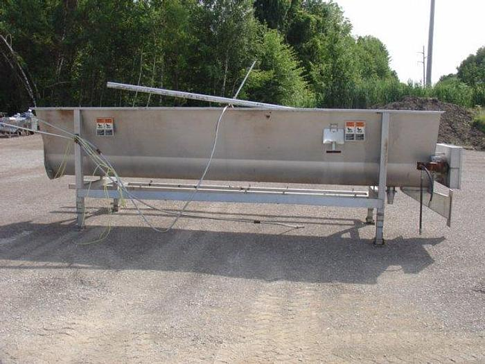 Used Blentech Product Bin/Mover; Md#SC-2416-R