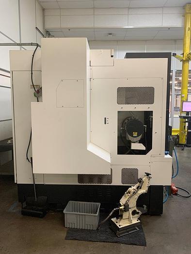 2012 Mazak Quick Turn Nexus 350-II CNC Turning Center