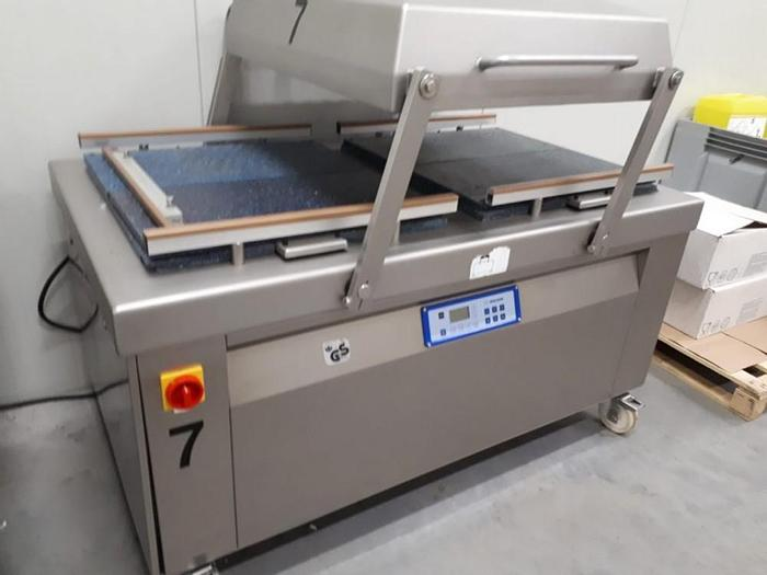 Used 2017 Multivac C500 pre-owned vacuum machine from 2017