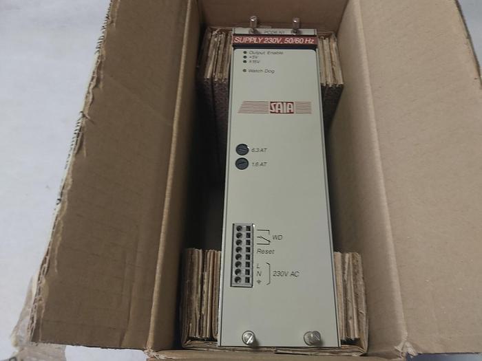 Supply module, PCD6.N110D4, Saia,  neu