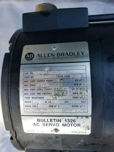 Allen Bradley 1326AB-C2E-11