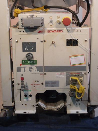 EDWARDS IQDP80 PUMP SYSTEM AND BOOSTER